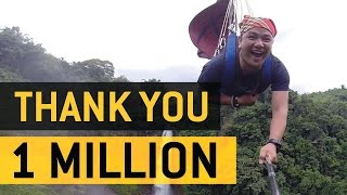 One Million Subscribers    THANK YOU JUKINVIDEO FANS!