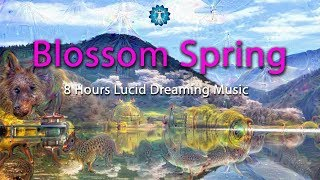 528 hz Sleep lucid dreaming