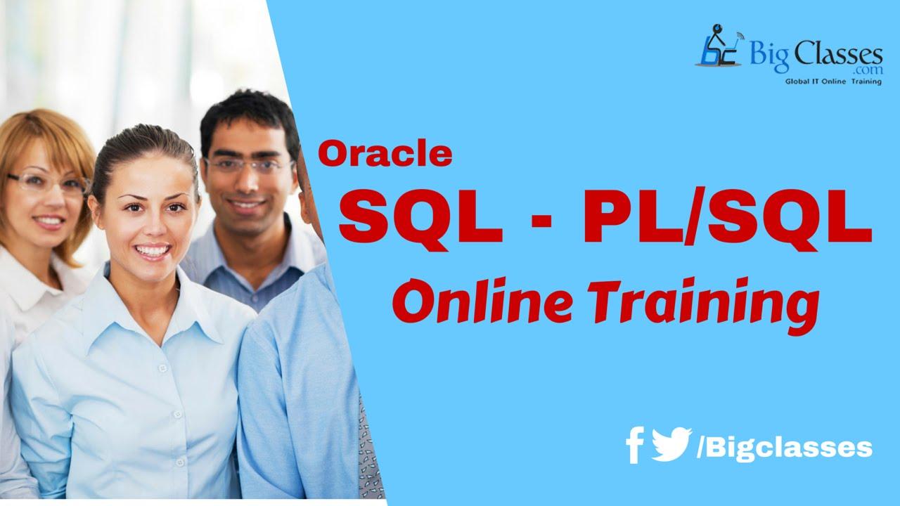 Oracle pl sql tutorial