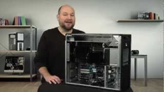 Cracking Open - The HP Z820 Workstation