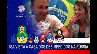 ROLÊ NA RÚSSIA - CASA DOS DESIMPEDIDOS COM FRED