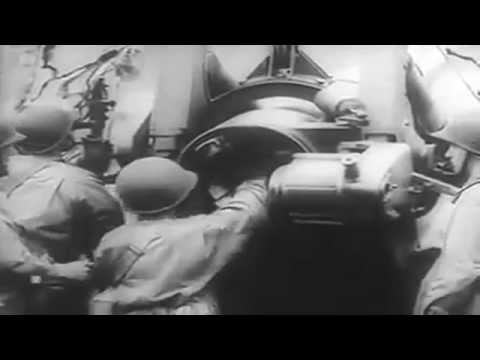 1943 Newsreel: WW2 Tunisia, USMC Makin Island Raid, Lend-Lease (full)