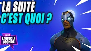 What is the Suite? Epic Games Answers! Fortnite Save the World