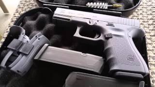 Grey Glock 19 gen4
