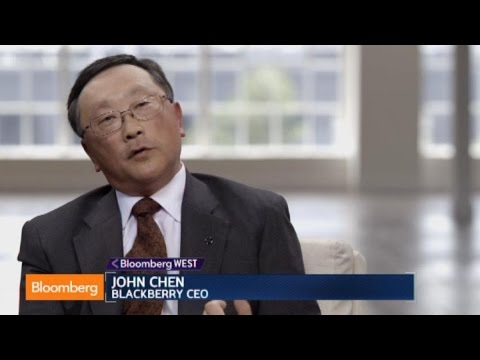 Don't Know If BlackBerry Can Be Iconic Again: CEO