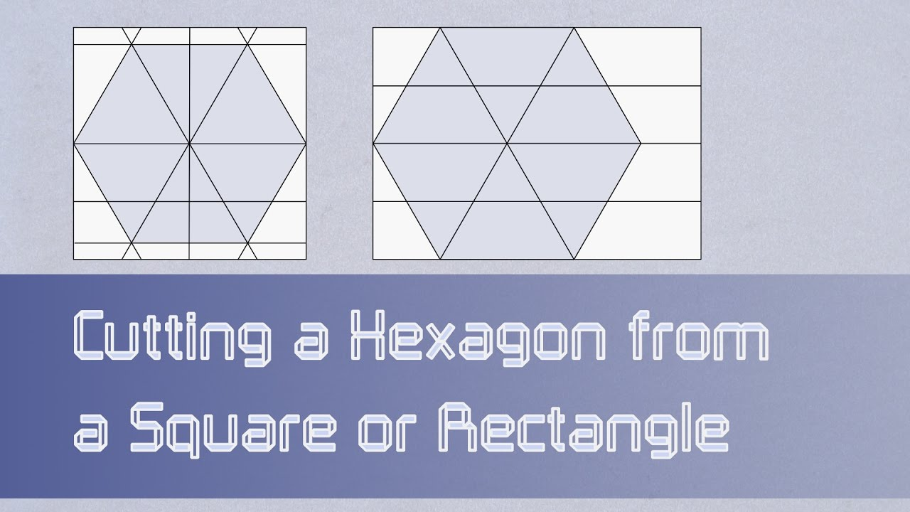 Origami Basics: Hexagon - YouTube