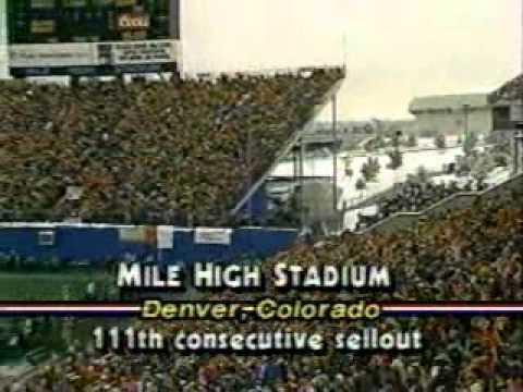 NBC Football Intro - September 1985