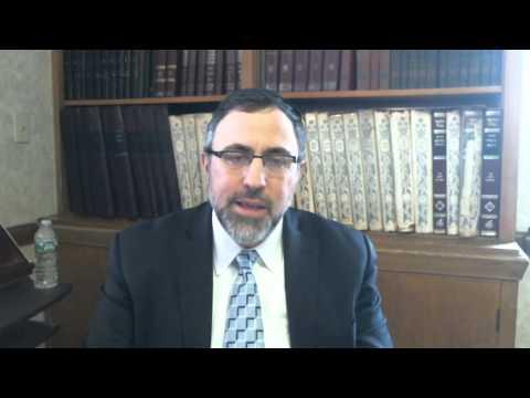 Video Vort - Tezaveh 5776 - Rabbi Etan Tokayer
