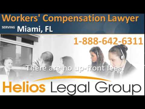 Miami Workers' Compensation Lawyer & Attorney - Florida