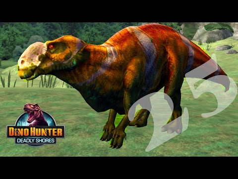 Грипозавр Берта DINO HUNTER DEADLY SHORES 25