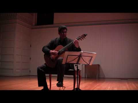Christmas Classical Guitar Concert, Rafael Scarfullery, Charlottesville