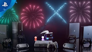 Празднование 25 лет игры | PS4