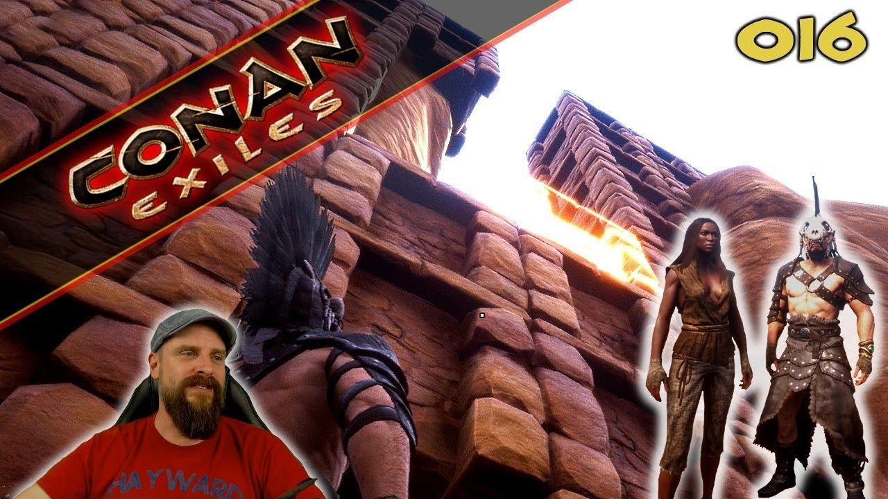 Conan Exiles - Neuer Patch bringt Emotes und Exploit-Fixes   plattboden-portal.de