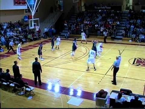 William Penn University vs. Grinnell 2012-13 season (1st Half)