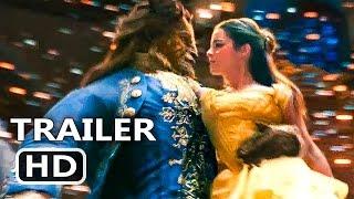 BEAUTY AND THE BEAST International Trailer (2017) Emma Watson Movie HD
