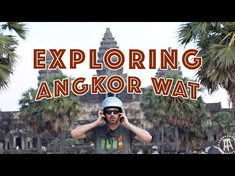 Exploring Angkor Wat | Won's World Vlog