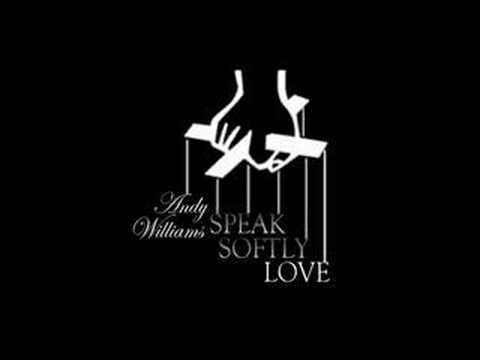 Andy Williams' Speak Softly, Love (from 'The Godfather')