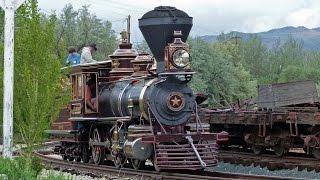 "C&TL&FCo. No. 1 ""Glenbrook"" - Nevada State Railroad Museum Public Debut"
