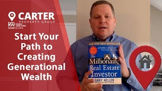 "Carter Property Group: Get a Free Copy of ""The Millionaire Real Estate Investor"""