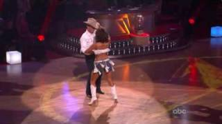 Tom Delay + Cheryl Burke - Texas Two Step