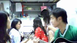 tian mimi (甜蜜蜜)by pelajar asing indonesia