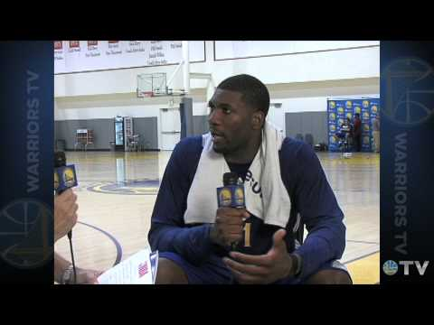 Festus Ezeli Interview - 10/3/12