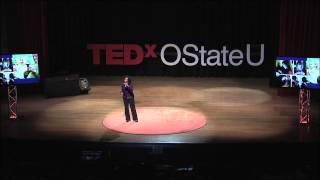 Social Support & Wellness | Chandra Story | TEDxOStateU