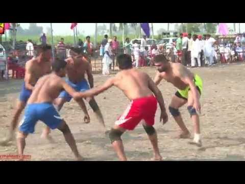 BAL (Ferozepur) || KABADDI TOURNAMENT - 2015 || BOYS SEMI FINALS MATCH ||