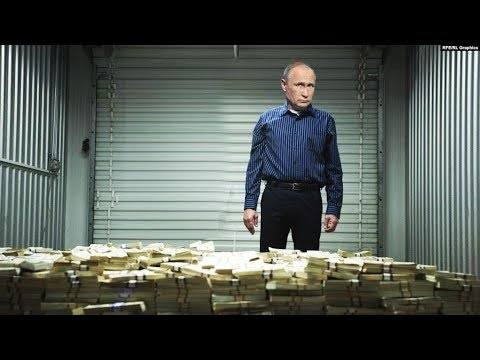 Америка поищет деньги Путина