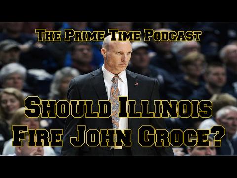 Should Illinois Fire John Groce?