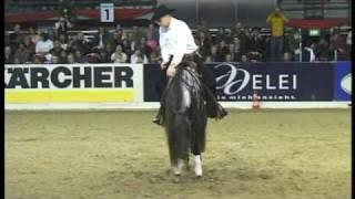 Download Video Chisum NRHA Open Champion Bremen 2010 - Rider: Rudi Krosteiner MP3 3GP MP4