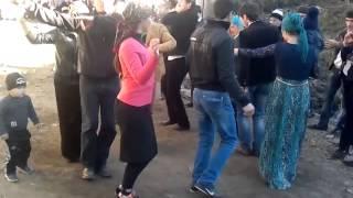 Дагестан.Даргинская(Дирбагско-аштынская) свадьба в селе.
