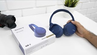 Sony WH-CH710N Active Noise Cancellation Headphones Review