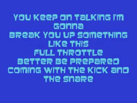 Crack Addict-Limp Bizkit Lyrics