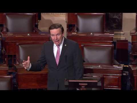 Senator Murphy Speaks Against Betsy DeVos Nomination for Education Secretary