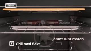 Falcon fan grill swedish