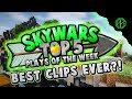 BEST CLIPS EVER?! - Top 5 SKYWARS PLAYS of the Week