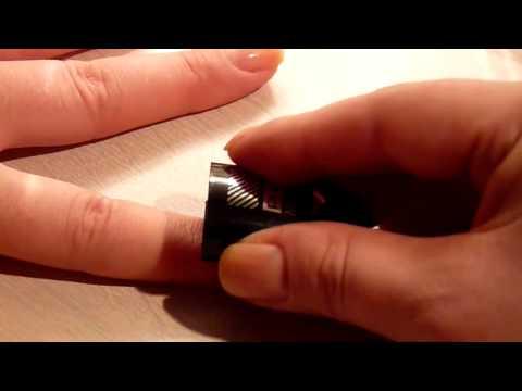 Magnetic nail art kit - Магнитный лак для ногтей