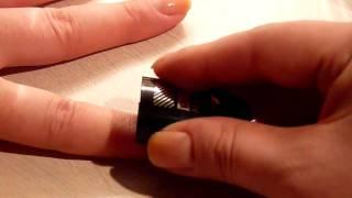 магнитный лак ногтей видео