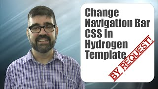 Як змінити панель навігації висотою CSS в Rockettheme портальний 5 водню шаблон