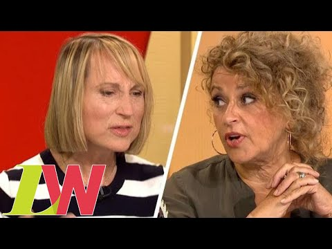 Carol and Nadia Exchange Strong Words Over Trump's UK Visit | Loose Women