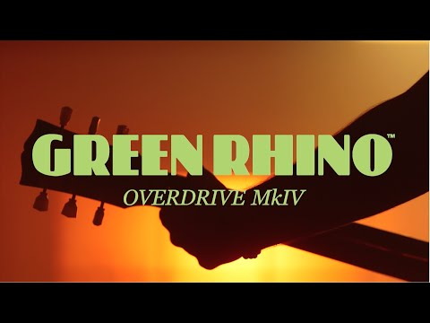 Way Huge By Jeorge Tripps : The Green Rhino Overdrive MKIV