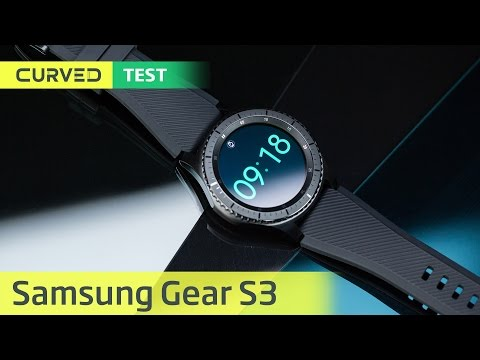 Samsung Gear S3 im Test | deutsch