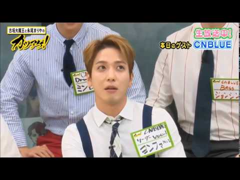 [ENG SUB] 170314 Abema TV with CNBLUE for Release of 「SHAKE」
