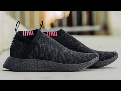 adidas nmd cs2 triple black