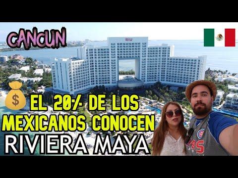 CANCUN es EL DESTINO Mas Caro 💰de LATINOAMERICA 2021\LO BUENO Y MALO DE LA RIVIERA MAYA 🏖️🇲🇽