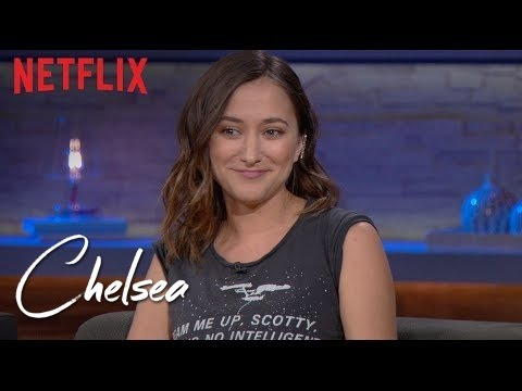 Chelsea - Zelda Williams on Finding the Silver Lining After Tragedy - Netflix