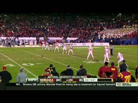 2014 Holiday Bowl: Nebraska vs USC