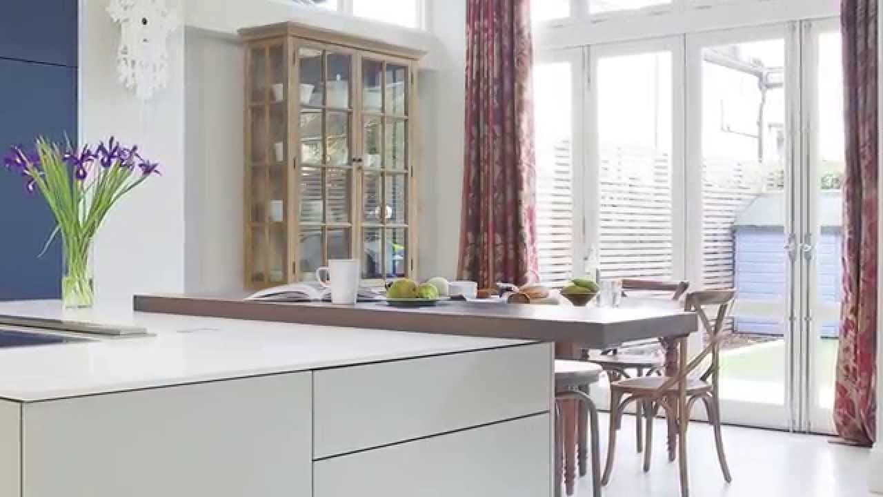 Open House: A Light Filled Kitchen In A Victorian Terrace In London    YouTube