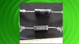 como probar un diodo de alto voltaje   ►► microondas◄◄